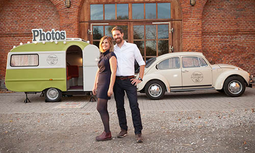 team Oldtimer Fotobox